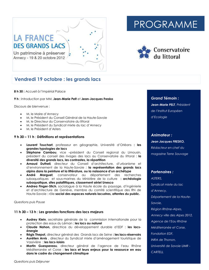 programme_colloque_grands_lacs19oct2012